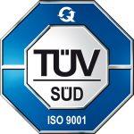 TUV ISO9001 - Studio Tecnico Associato Ragni